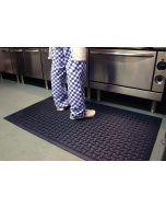 K-Mat Grease Resistant Anti-Fatigue Mat - Black