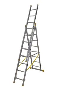 Youngman 4 Way Combination Ladders - Combi 100 - (3 Sizes)