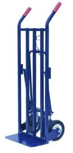 3 in 1 Solid Wheel Sack Truck - 300kg a