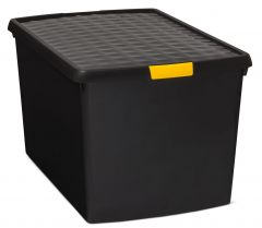 Nestable Wham DIY Plastic Boxes with Clip Lid (3 Sizes) - Multibuy Offer