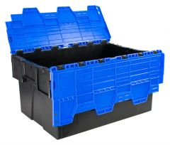 Tote Boxes - Blue A
