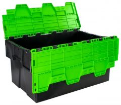 Euro Containers - Tote Boxes - Green (3 Sizes)