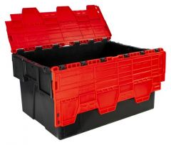 Tote Boxes - Red A