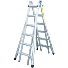 Werner Telescopic Combination Ladders (4 Sizes)