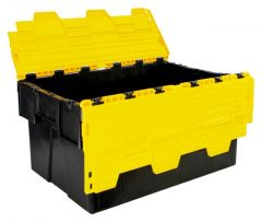 Tote Boxes - Yellow A