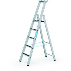 Zarges Z600 R13 Anodised Step Ladder (7 Sizes available)