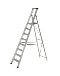 Youngman Builders Platform Step Ladders - (5 Sizes)