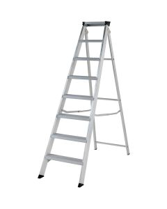 Youngman Builders Step Ladders - (6 Sizes)