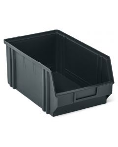Pack of 36 Storalex Plastic Small Parts Picking Bins 73h x 103w x 166d (mm) - 5 Colours