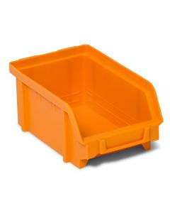 Pack of 24 Storalex Plastic Small Parts Picking Bins 124h x 146w x 237d (mm) - 5 Colours