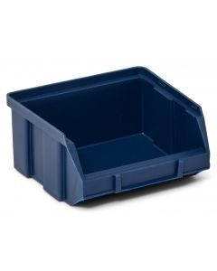 Pack of 21 Storalex Plastic Small Parts Picking Bins 149h x 205w x 355d (mm) - 5 Colours