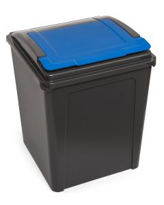 50 Litre Recycling Bin with Lid