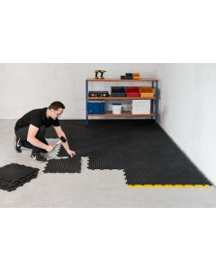 Storalex Heavy Duty Interlocking PVC Floor Tiles