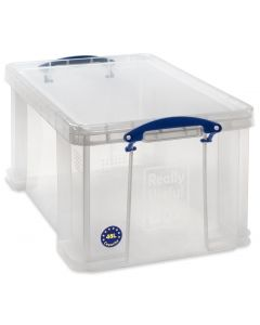 48L Really Useful Box 315 x 400 x 600 - Clear