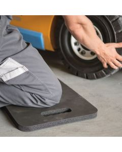 Knee Saver PVC Foam Mat - Black
