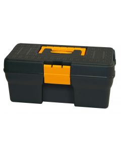 2x Tool Boxes with Trays and 1x Power Tool Case