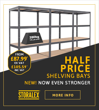 Special Offer Metal Industrial Shelving